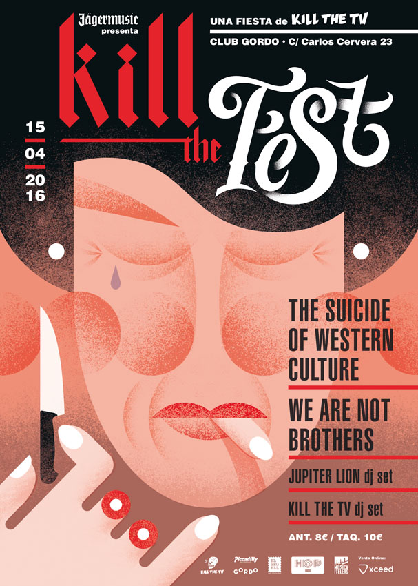 CARTEL KILL THE FEST