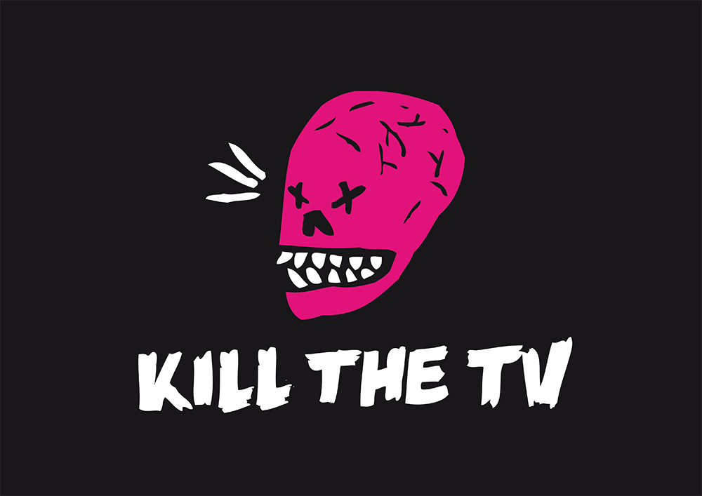 logo kill the tv